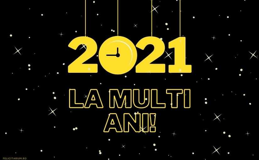 Revelion 2021 Romania